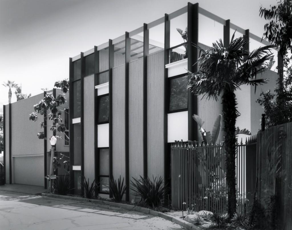 Matlin chapman sunset strip mossler properties - Architecture interieurs contemporains sunset strip ...