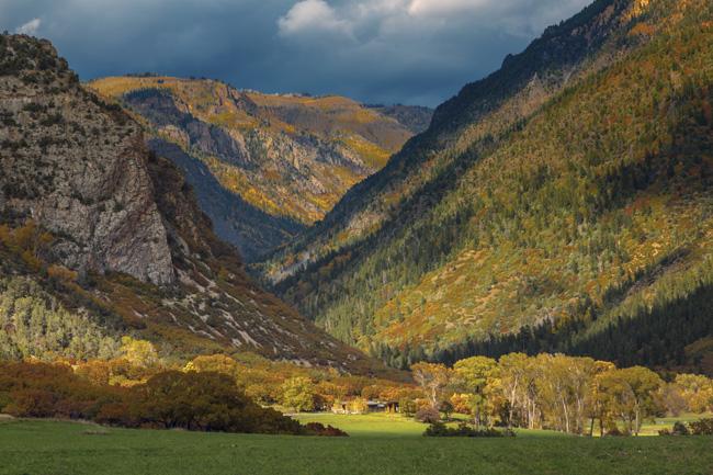 Inyanga Ranch views